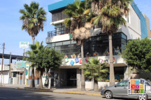 edificio del museo del coleccionista de tijuana
