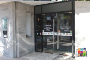 Entrada del museo del coleccionista de tijuana