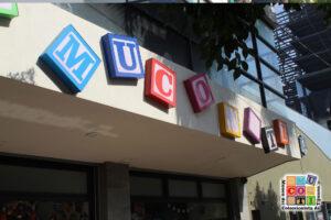 Fachada del museo del coleccionista de tijuana