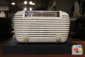 radio antiguo en el mucoti