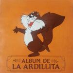 album de la ardillita barcel